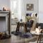 Deka Fluffy - bílá, textil (130/180cm) - Mömax modern living