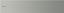Whirlpool Warmhalteschublade Akb 655 Ix - Edelstahlfarben, MODERN, Metall (56/14,2/56cm) - Whirlpool