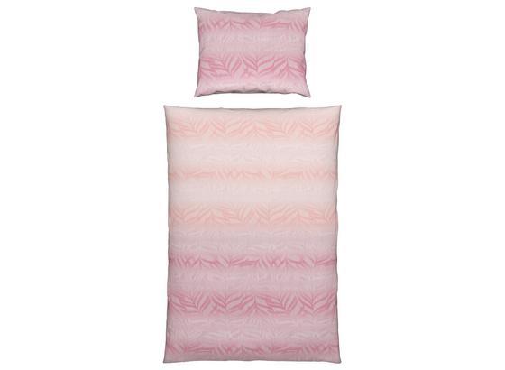 Bettwäsche Violetta - Rosa, MODERN, Textil - Luca Bessoni