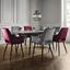 Židle Valentine - černá/tmavě šedá, Moderní, kov/dřevo (66/92/47cm) - Mömax modern living