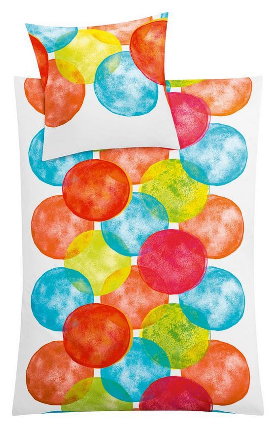 Makosatin Bettwäsche Colmar - Multicolor, MODERN, Textil - Kleine Wolke