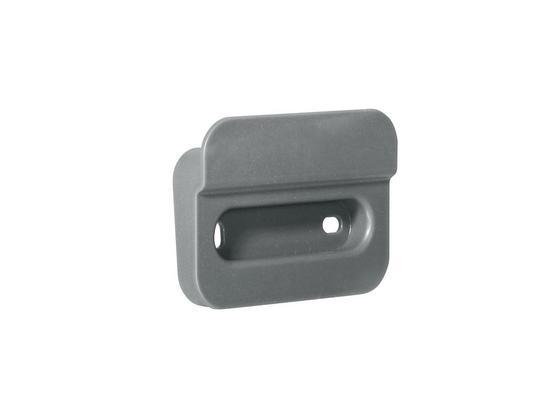 Koš Odpadkový Anne - černá, umělá hmota (9,2/6,7/1,9cm) - Mömax modern living