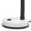 Lampa Na Písací Stôl Leona Max. 40 Watt Cenový Trhák - biela, kov/plast (12,5/34/18,5cm) - Based