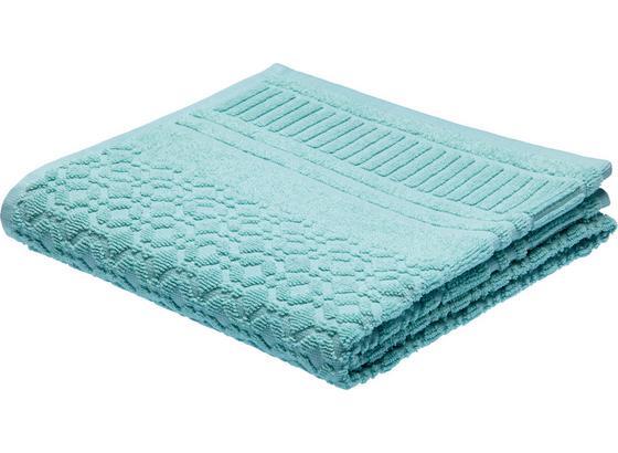 Ručník Carina -top- - zelená, Romantický / Rustikální, textil (50/100cm) - Mömax modern living