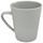 Hrnek Na Kávu Anabel - šedá, Natur, přírodní materiály/umělá hmota (8,5/9,5cm) - Zandiara