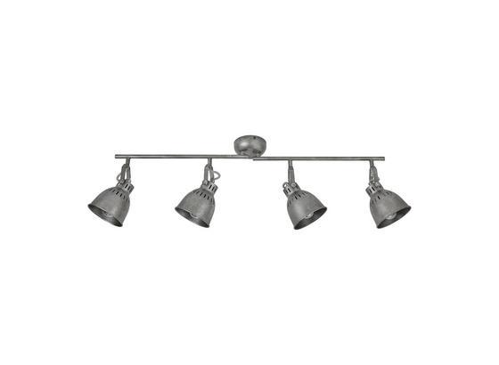 Bodove Svetlo Ulf - sivá, Moderný, kov (83/21cm) - Premium Living