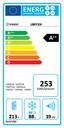 Kühl- & Gefrier-kombination Li8 Ff2i X - Edelstahlfarben, Basics, Kunststoff/Metall (60/189/62,7cm) - Indesit