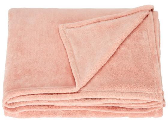 Mäkká Deka Kuschelix -ext- -top- - ružová, textil (140/200cm)