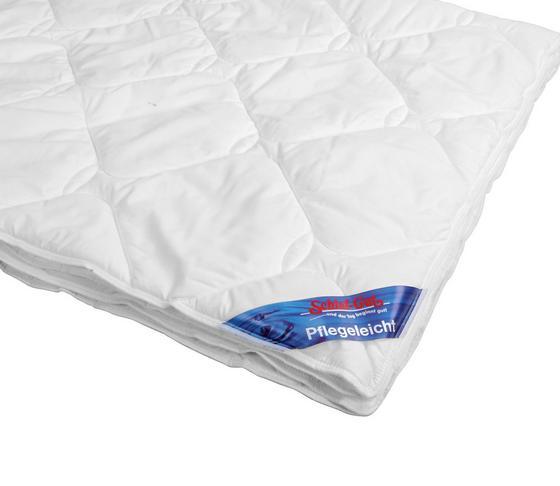 Frankenstolz Vierjahreszeiten Schlaf-gut Tencel 140x200 cm - Weiß, KONVENTIONELL, Textil (140/200cm) - FAN