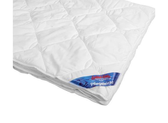 Vierjahreszeitendecke Schlaf-Gut Tencel 140x200 cm - Weiß, KONVENTIONELL, Textil (140/200cm) - FAN