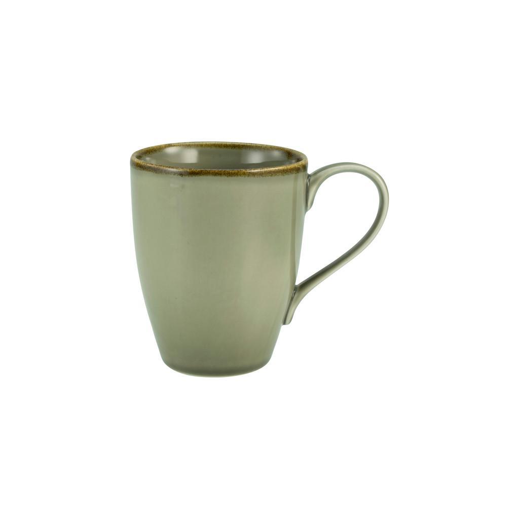 Hrnček Na Kávu Linen, 330ml