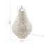 Lampa Stolní Orient 8 - barvy niklu, Lifestyle, kov (23/38cm) - Mömax modern living