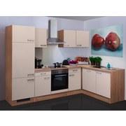 Küchenunterschrank Nepal B: 50 cm Kaschmir Glanz - Kaschmir/Beige, MODERN, Holzwerkstoff (50/86/60cm) - MID.YOU