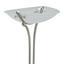 Stojacia Lampa Lupo V: 180cm, 33 Watt - biela, Konvenčný, kov/sklo (30/180cm) - Mömax modern living