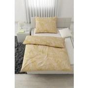 Povlečení Laine Oro - barvy zlata/světle růžová, Moderní, textilie (140/200cm) - Mömax modern living