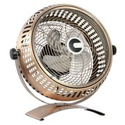 Tischventilator 40 W Eycos Capri H: 20 cm - Kupferfarben, MODERN, Metall (20cm)