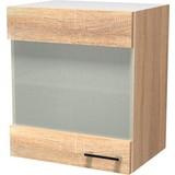 Küchenoberschrank Samoa  Hgh 50 - Eichefarben/Weiß, KONVENTIONELL, Holz/Holzwerkstoff (50/54/32cm)