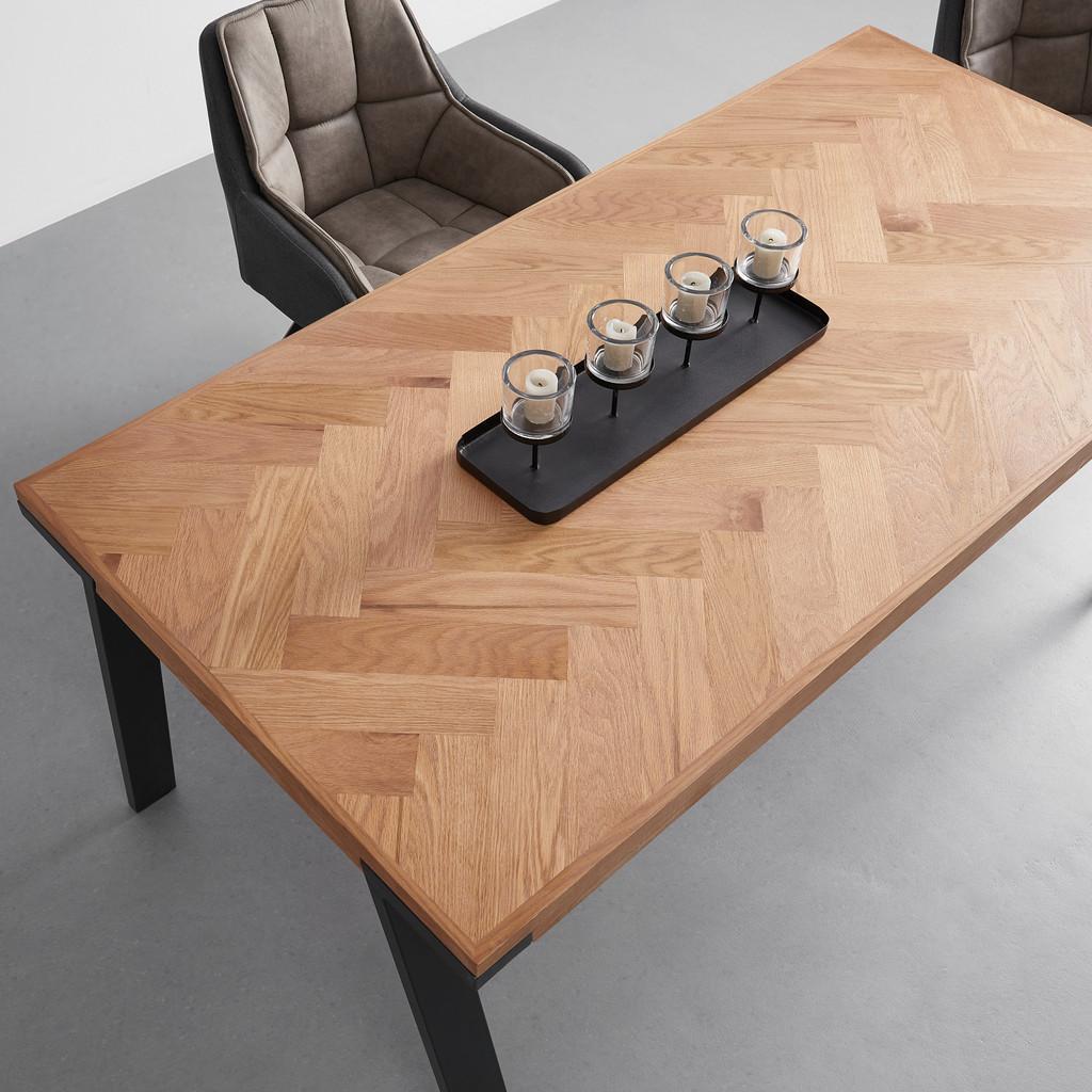 Jedálenský Stôl Malin 180x90 Cm