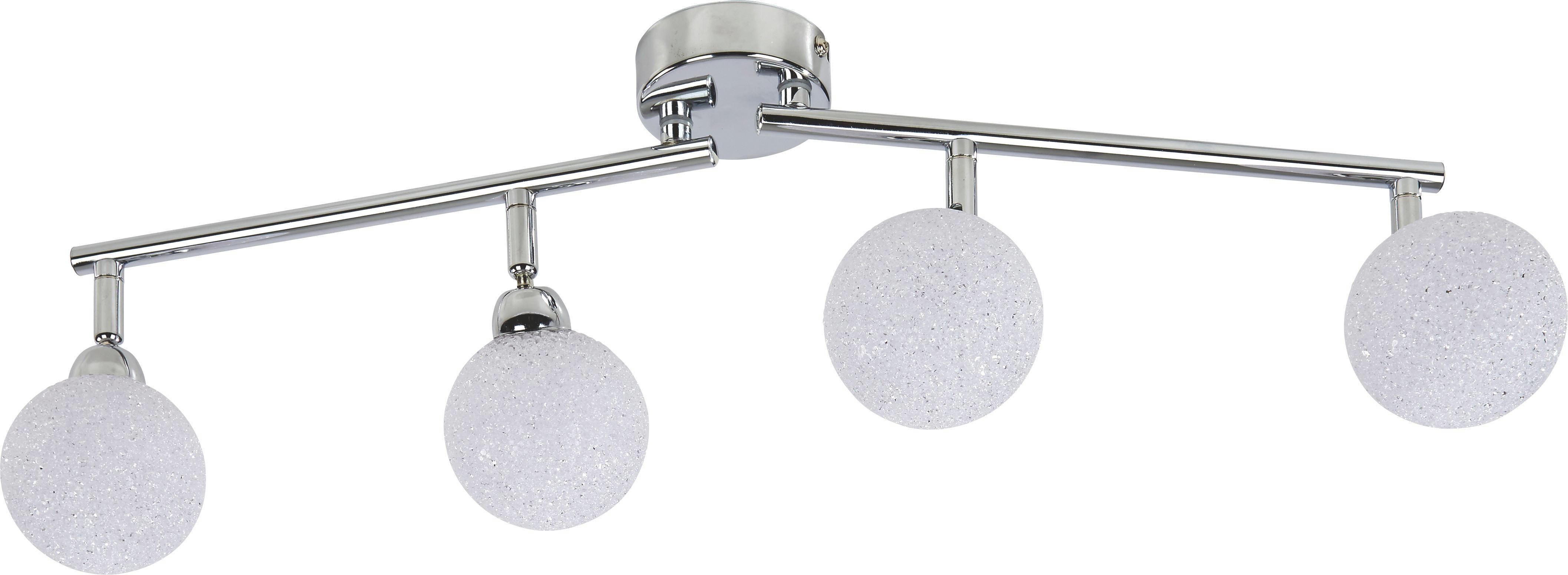 Svjetiljka Stropna Alessia - bijela, Konvencionalno, metal/plastika (60/9/19cm) - JAMES WOOD