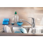 Grohe Spültischarmatur Start Eco Swift 31341000 - Chromfarben, MODERN, Metall (16,2cm) - GROHE