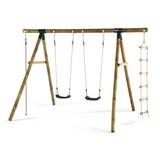 Schaukel Plum Gibbon - Ahornfarben, MODERN, Holz (330/220/230cm)