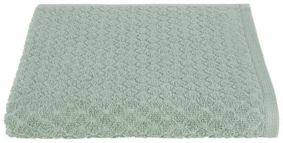 Unifarbenes Handtuch aus Baumwolle