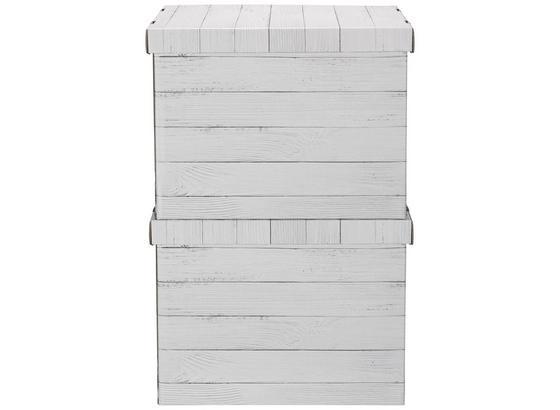 Box S Víkem Jimmy -ext- - přírodní barvy, karton (44,3/33,5/32,5cm) - Mömax modern living