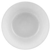 Schüssel Olivia DM/H: 16/5,2 cm - Weiß, KONVENTIONELL, Glas (16cm)