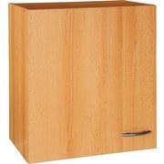 Küchenoberschrank Nano  B: 50 cm Buche Dekor - Buchefarben, MODERN, Holzwerkstoff (50/54/32cm)