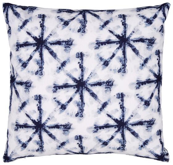 Polštář Ozdobný Batik - modrá, Moderní, textilie (45/45cm) - Mömax modern living