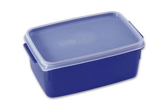 Frissentartó Doboz Műanyag - sárga/áttetsző, konvencionális, műanyag (10/7/15cm)
