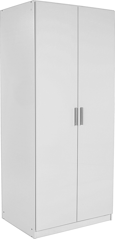 Kleiderschrank Celle, 2-türig - MODERN, Holzwerkstoff (91/197/54cm)