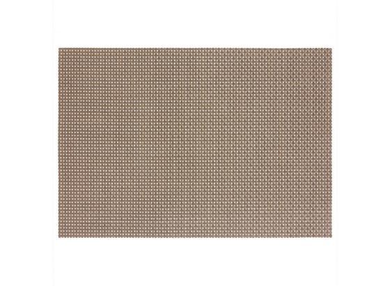 Prostírání Stefan -top- - šedohnědá, umělá hmota (45/30cm) - Mömax modern living