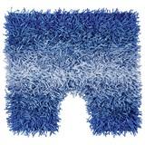 WC-vorleger Holland - Blau, KONVENTIONELL, Textil (45/50cm) - OMBRA