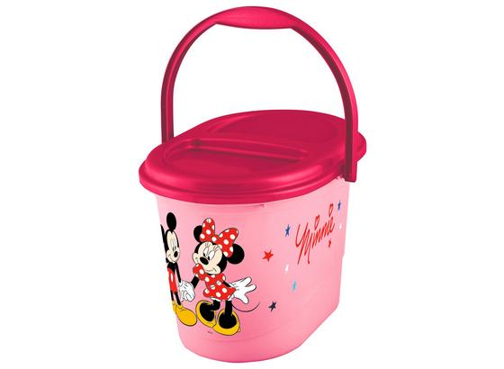 Windeleimer Karol Minnie - Pink/Rosa, Kunststoff (37/29,5/27,5cm) - Disney