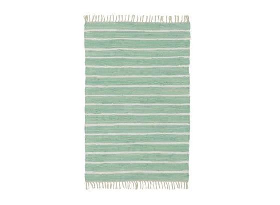 Ručně Tkaný Koberec Toni 1 - zelená, Moderní, textil (60/120cm) - Mömax modern living