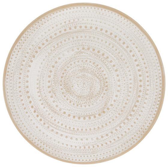 Dekoračný Tanier Andro - ružová, drevený materiál (39,5/3,8cm) - MÖMAX modern living