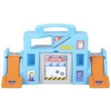 Tragbare Autogarage Simplay 3 - Multicolor, Basics, Kunststoff (64,5/23,8/38,1cm)