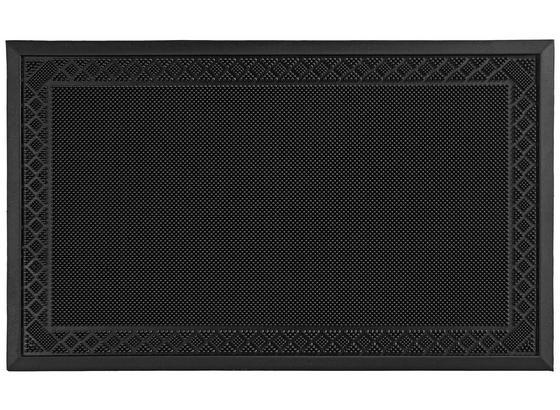 Rohožka Linus - čierna, plast (60/80cm) - Mömax modern living
