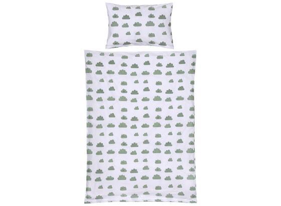 Povlečení Dětské Leonie -ext- - růžová/zelená, Konvenční, textil (100/135cm) - Mömax modern living