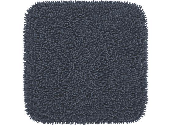 Předložka Koupelnová Jenny - antracitová, textil (50/50cm) - Mömax modern living