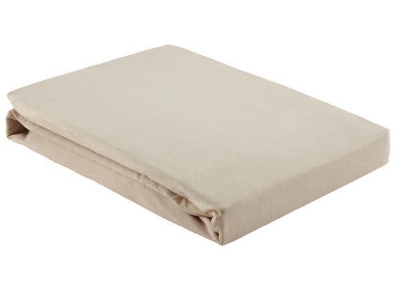 Napínacie Prestieradlo Basic - prírodné farby, textil (150/200cm) - Mömax modern living