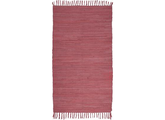 Plátaný Koberec Julia - bobuľová, textil (70/230cm) - Mömax modern living
