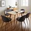 Jedálenský Stôl Piet Pravé Drevo 135x80 Cm - farby buku, Moderný, drevo (135/80/75cm) - Modern Living