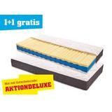 Viscomatratze Visco Deluxe H2 90x200 - Weiß, KONVENTIONELL, Textil (200/90/22cm) - PRIMATEX