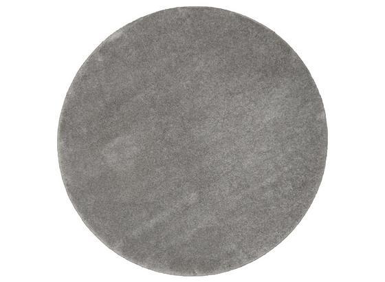 Všívaný Koberec Mailand 1 - světle šedá, Moderní, textil (133/133cm) - Modern Living