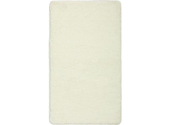 Předložka Koupelnová Christina - bílá, textil (70/120cm) - Mömax modern living