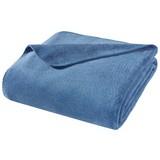 Wohndecke Hani - Blau, MODERN, Textil (150/200cm)