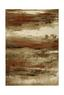 Webteppich Carlos - Braun/Orange, Basics, Textil (120/170cm) - James Wood