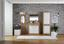 Kommode Malta - Eichefarben/Weiß, MODERN, Holzwerkstoff (95/98,7/36cm)